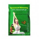 6 paquetes de Meizitang Botanical Slimming Soft Gel Naturaleza